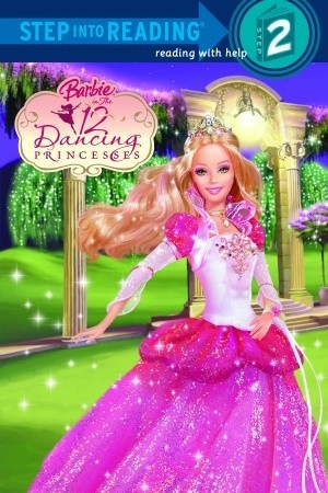 Barbie in The 12 Dancing Princesses (Step into Reading)