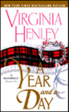 A Year and a Day by Virginia Henley