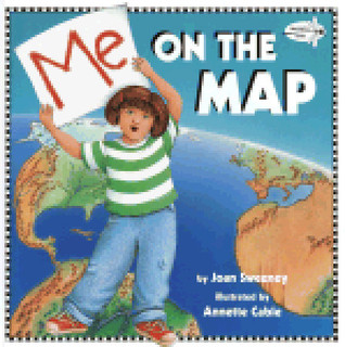 Me on the Map by Joan Sweeney