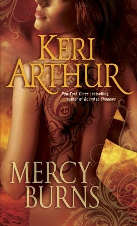 Book Review: Keri Arthur's Mercy Burns