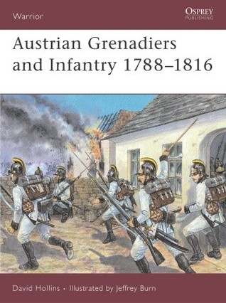 Austrian Grenadiers and Infantry 1788–...