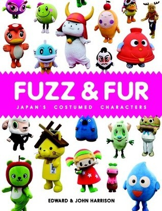 Fuzz and Fur: Japan's Costumed Characters