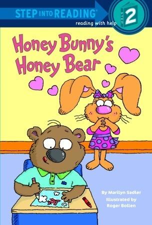 Honey Bunny's Honey Bear by Marilyn Sadler