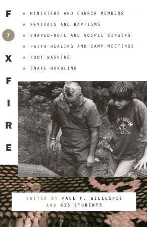 Foxfire 7 by Eliot Wigginton