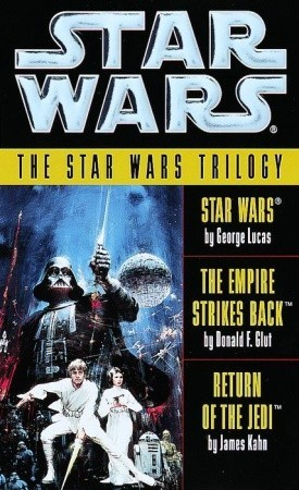 The Star Wars Trilogy(Star Wars: Novelizations 4-6) - George Lucas
