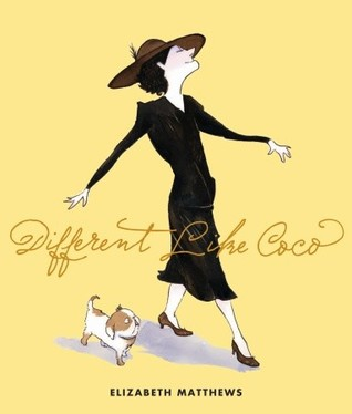 Different Like Coco by Elizabeth Matthews