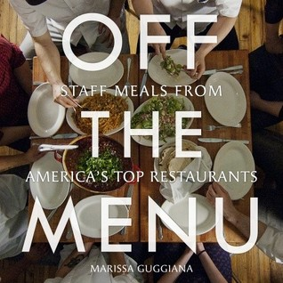 Off the Menu by Marissa Guggiana