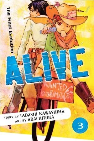 Alive: The Final Evolution, Volume 3 978-0345499370 por Tadashi Kawashima EPUB FB2