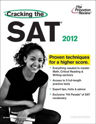 Cracking the SAT 2012