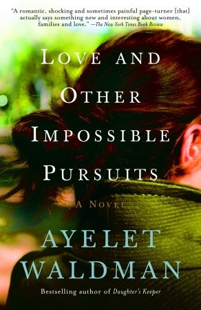 Ayelet waldmann goodreads giveaways