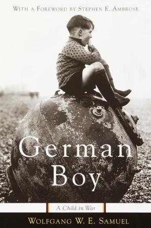 German Boy by Wolfgang W.E. Samuel