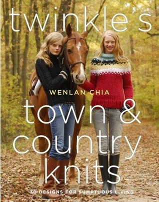 Twinkle's Town & Country Knits by Wenlan Chia