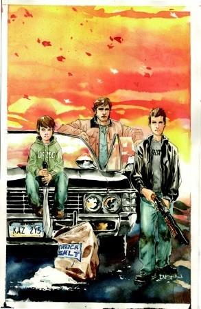 Supernatural: Rising Son (Supernatural Graphic Novel, #2)