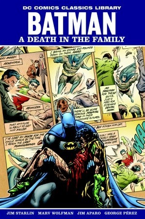 Batman a death in the family by jim starlin fandeluxe Choice Image