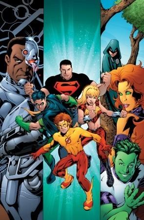 Teen Titans Omnibus Vol. 1