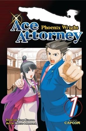 Phoenix Wright: Ace Attorney 1(Phoenix Wright: Ace Attorney 1) EPUB