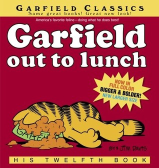 Garfield Out to Lunch by Jim Davis