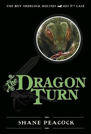 The Dragon Turn (The Boy Sherlock Holmes, #5)