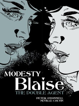 The Double Agent (Modesty Blaise Graphic Novel Titan #19)