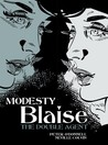 The Double Agent (Modesty Blaise Graphic Novel Titan #19)
