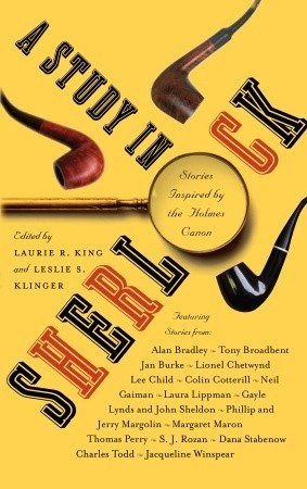 A Study in Sherlock by Laurie R. King