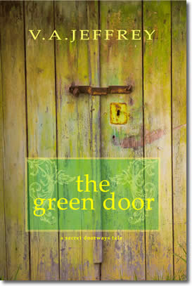 The Green Door by V.A. Jeffrey