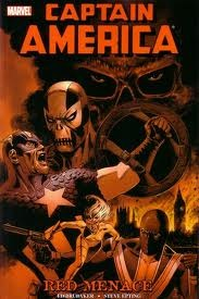 Captain America: Red Menace, Vol. 2