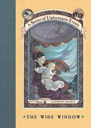 The Wide Window by Lemony Snicket - Goodreads Cover