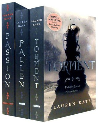 The Fallen Series Trilogy (Fallen, #1-3)