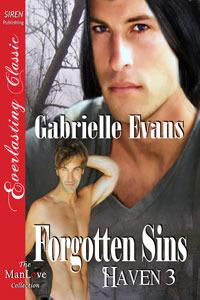 Forgotten Sins by Gabrielle Evans