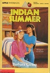 Indian Summer by Barbara Girion