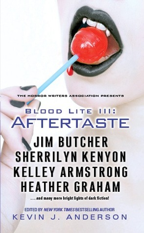 Blood Lite III: Aftertaste (Blood Lite #3)