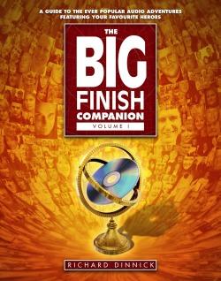 The Big Finish Companion by Richard Dinnick