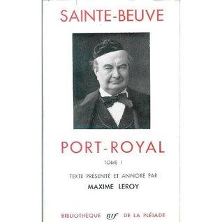 Port-Royal, tome I