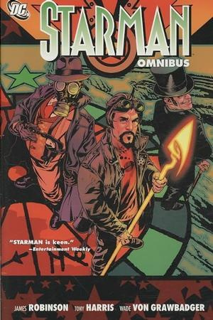 The Starman Omnibus, Vol. 2 by James Robinson