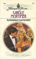 Forbidden Surrender