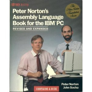 peter norton s assembly language book for the ibm pc by peter norton rh goodreads com Peter Norton Biography Peter Norton Divorce