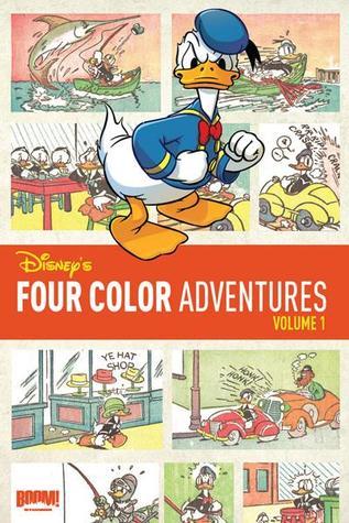 disney-s-four-color-adventures-volume-1