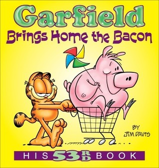 Garfield Brings Home the Bacon: His 53rd Book