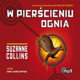 W pierścieniu ognia (Hunger Games, #2)