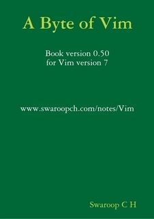 A Byte of Vim