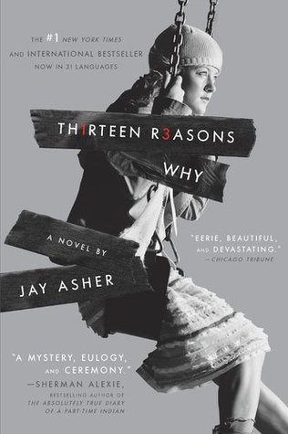 cover of Jay Asher's 13 Reasons Why