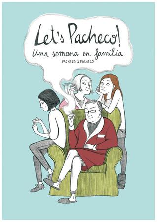 Let's Pacheco! Una semana en familia by Carmen Pacheco