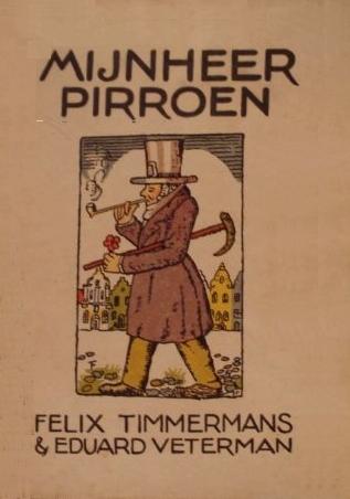 Mijnheer Pirroen: schouwburgspel