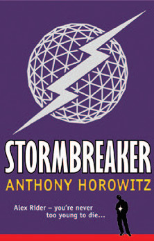 Image result for stormbreaker anthony horowitz