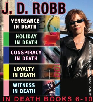 The In Death Collection: Books 6-10