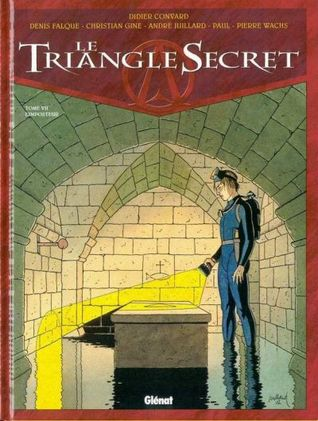 L'imposteur (Le triangle secret, #7)
