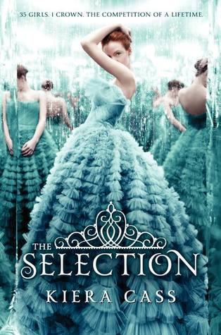 Image result for the selection cover