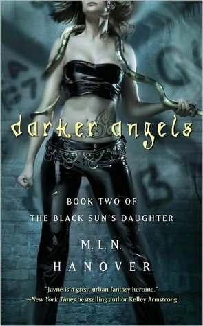 Darker Angels by M.L.N. Hanover
