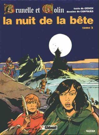 La nuit de la bête (Brunelle et Colin #3)